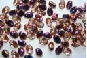 Tulip Beads Crystal Sliperit 6x8mm - 30pz
