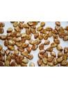 Perline Pip Beads 5x7mm, 30Pz., Alabaster Dark Travertin Col.86805