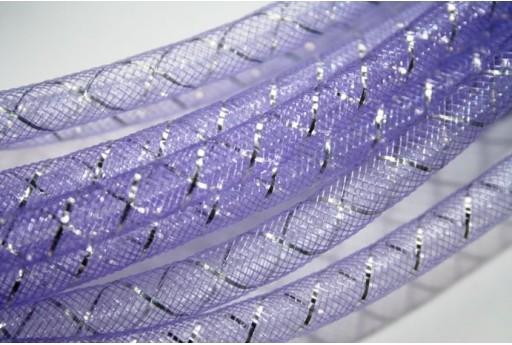 2mt. Rete Tubolare in Plastica Nera 8mm MIN150B