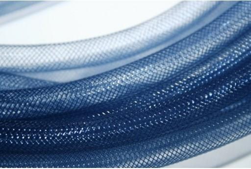 Rete Tubolare in Plastica 2mt. Blue 8mm MIN155C