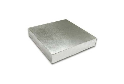 Steel Bench Block Base in Acciaio 10,5x10,5cm. MIN156