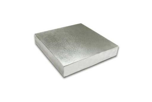Steel Bench Block 10,5x10,5cm