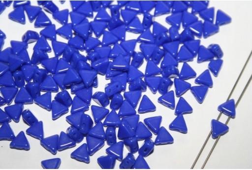 Perline Khéops® Par Puca® 6mm, Opaque Sapphire 10gr