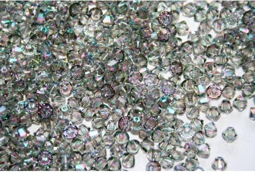 Bicono Swarovski Crystal Paradise Shine 5328 4mm - 20pz