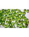 Fire Polished Beads Olivine AB 8mm - 25pz