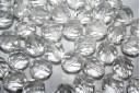 Perline Mezzi Cristalli Crystal 10mm - 15pz