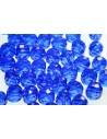 Perline Mezzi Cristalli Sapphire 10mm - 15pz