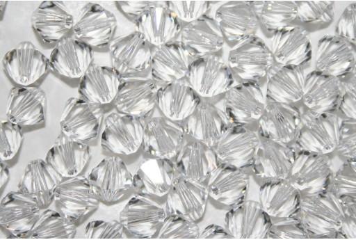 Bicono Swarovski Crystal 6mm, 8Pz. 001