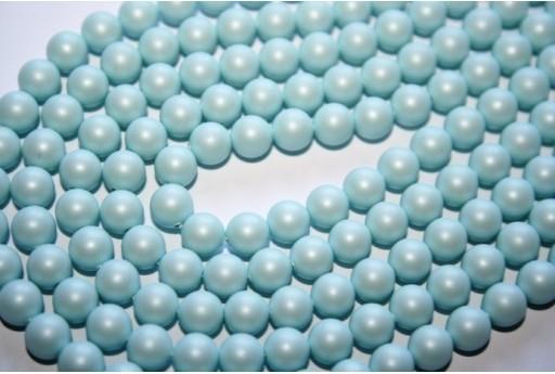 Perle Swarovski 5810 Pastel Blue 6mm - 12pz