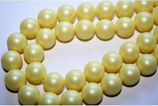 Perle Swarovski Pastel Yellow 5810 10mm - 4pz