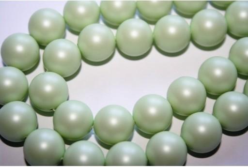 Perle Swarovski Pastel Green 5810 12mm - 2pz