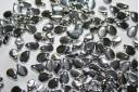 Pip Beads 5x7mm, 30Pz., Silver Col.27000