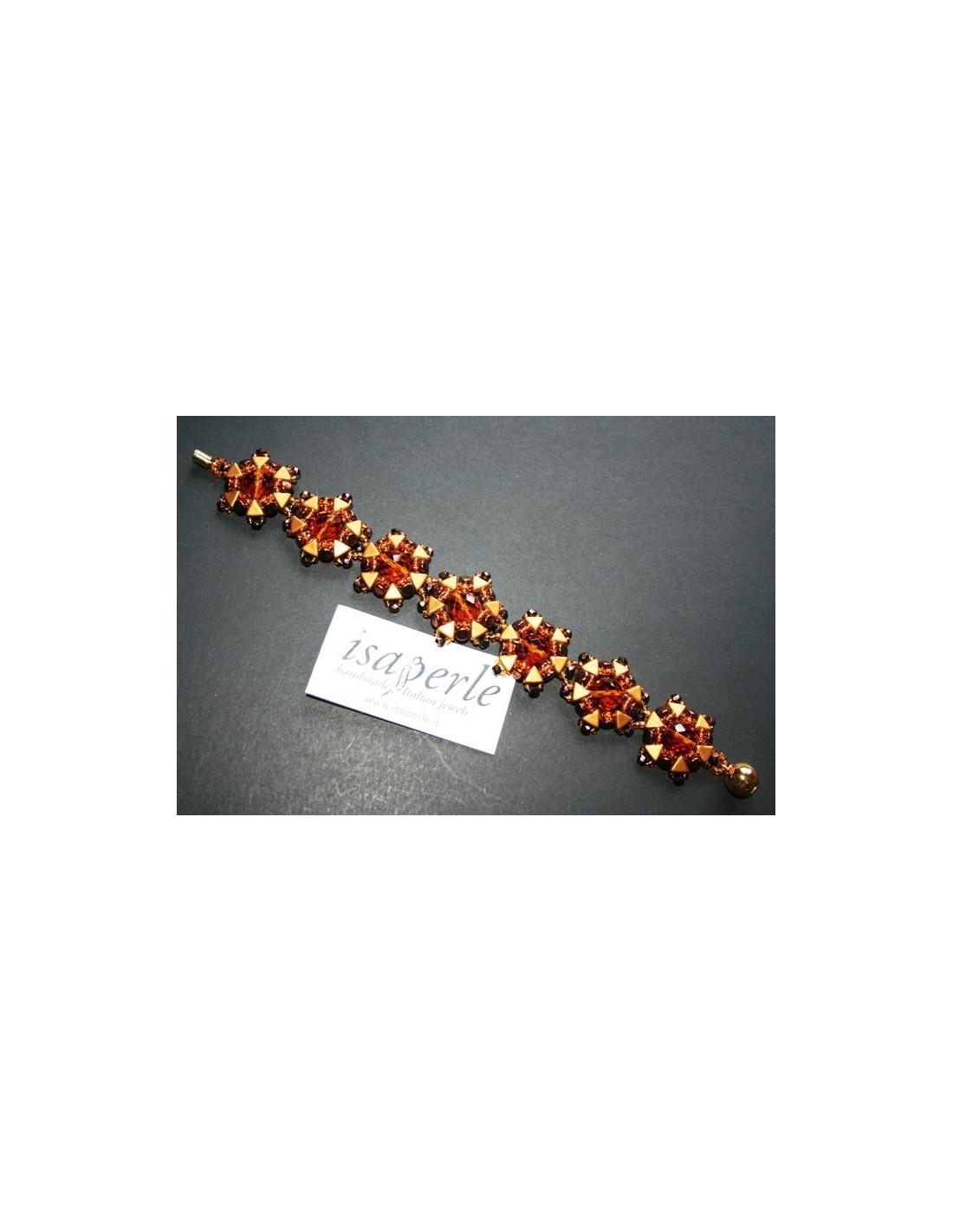Kh\u00e9ops\u00aepar Puca Beads Jet 50 pcs
