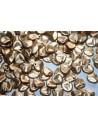 Rose Petals 8X7mm, 50pz., Aztec Gold Col.01710