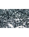 Es-O Beads 5mm, 5gr., Pastel Dark Grey