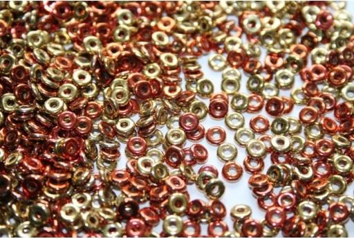 O Beads Jet California Gold Rush 1x3,8mm - 5gr