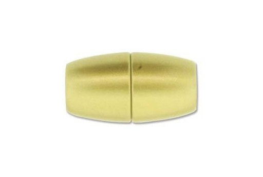 Gold Colour Magnetic Clasp 17x31mm - 1pc MIN167C