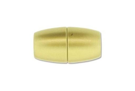 Gold Colour Magnetic Clasp 17x31mm - 1pc MIN167C