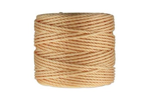 Super-Lon Bead Tex 400 Cord 0,90mm, 32mt., Natural SL1-NAT