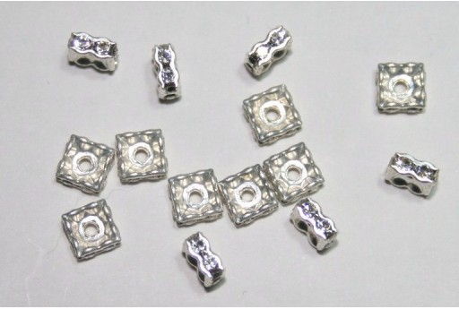 Swarovski Square Spacer 4mm - 2pcs