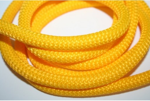 Climbing Cord Yellow 10mm - 1mt