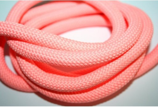 Climbing Cord Pink Saumon 10mm - 1mt