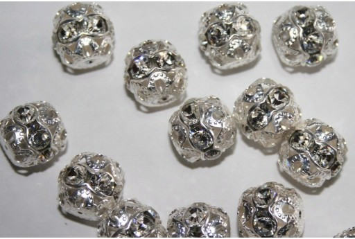 Swarovski Round Spacer Bead 12mm 47412