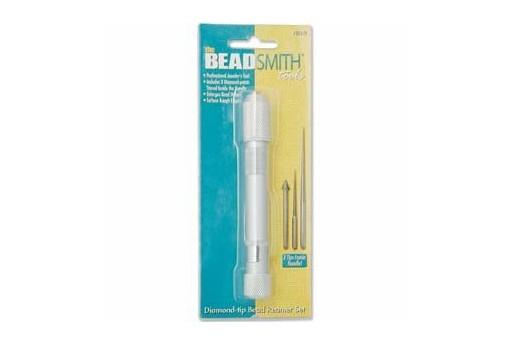 Bead Reamer Set, Puntale Alesatore per Perline