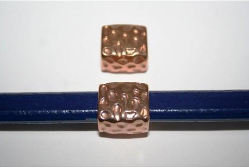 Rondella Regaliz Colore Oro Rosa 15x14mm - 1pz