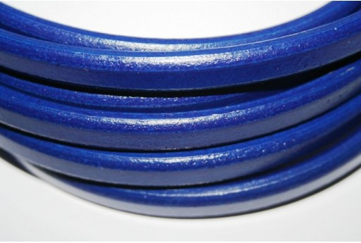 Cuoio Regaliz 7x10cm., Blue 20cm., MIN169D
