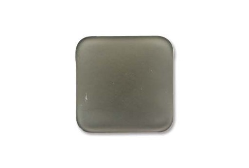 Luna Soft Cabochon Rhomb 17mm., Grey - 1pz