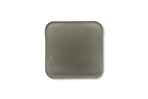 Cabochon Luna Soft Rombo 17mm., Grigio Cod.LUN01M