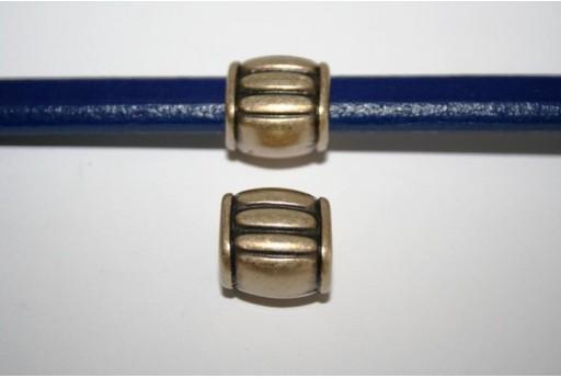 Componente Tubo Regaliz Colore Bronzo 16X16cm., 1pz.., MIN185