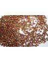 Fire Polished Beads Bronze Rainbow C 2mm - 80pz