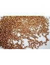 Perline Mezzi Cristalli Matte Metallic Flax 2mm - 80pz