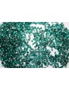 Fire Polished Beads Mirror-Teal 2mm - 80pz