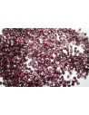 Fire Polished Beads Mirror-Fuchsia 2mm - 80pz