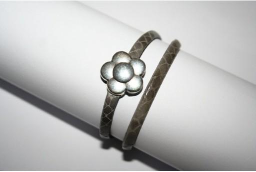 Flower Bracelet Kit - Grey