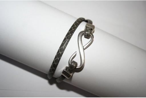 Infinty Bracelet Kit - Grey