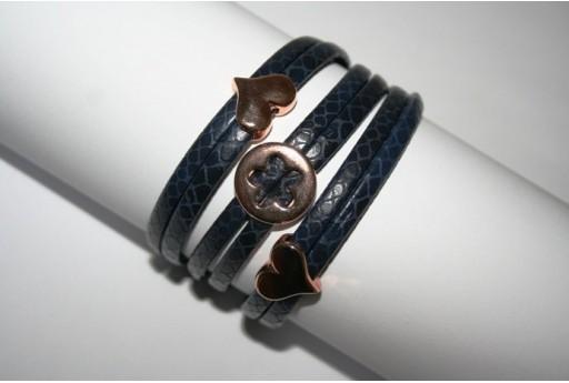 Kit Bracciale 3 Giri Blue