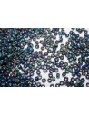 Matubo Beads Picasso-Opaque Blue 7/0 - 10g