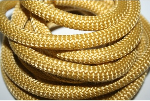 Climbing Cord 10mm, 1mt., Giallo Oro Cod.CC-OR