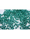 Perline Superduo Pastel Dark Green 5x2,5mm - 10gr