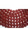 Cornelian Beads Sphere 14mm - 26pz
