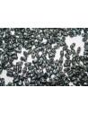 10 Gr.. BI-BO Beads Beads Jet Picasso 5, 5 x 2, 8 mm Col. 86800