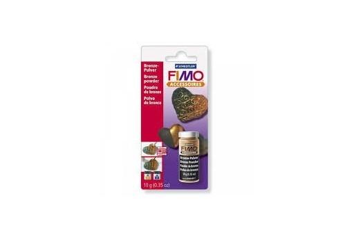 Fimo Metallic Powder - Bronze 10gr