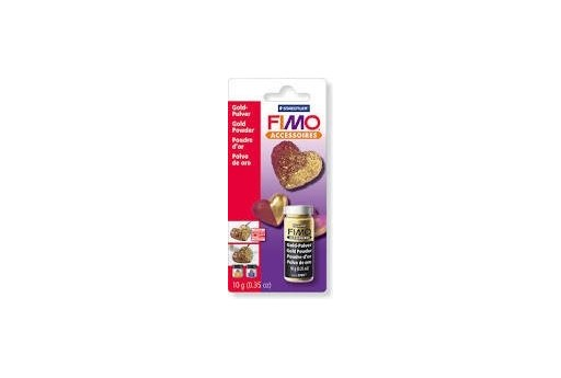 Fimo Metallic Powder - Gold 10gr