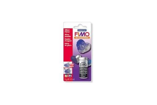 Fimo Metallic Powder - Silver 10gr
