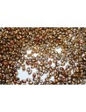 Perline Miniduo Bronze Rainbow A 4x2,5mm - 10gr