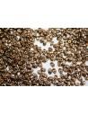 Perline Miniduo Bronze 4x2,5mm - 10gr